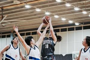 Eng Mun Ling Scholar Basketball Academy Singapore
